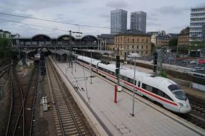 Mainz - ein wichtiger Bahnknoten